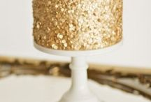 Sequins Cakes