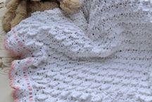 Modèles de couverture pour bébé