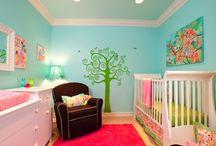Nursery Ideas / by Brittany Edie