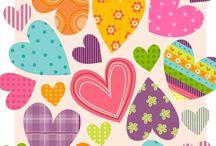 Patterns / Papeis de parede fofos!