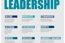 Leadership / Servant leadership