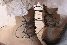 """Chaussures """"au naturel"""""""