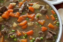 Chili, Soups and Stews