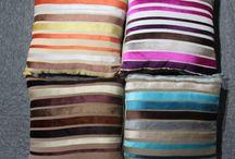 Stripe/Plaid Pillowcase