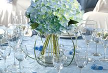 "Wedding Table Arrangments / ""Wedding Details"" Table arrangements can change the entire look of a space, let this board inspire your vision."