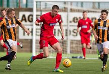 Luke Donnelly / Football player at Queen's Park F.C.