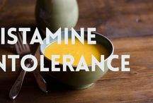 HISTAMINE INTOLLERANCE