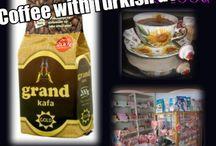 Kafa / Coffee with Turkish delight