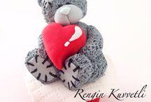 Me to you Tatty Teddy Cupcake