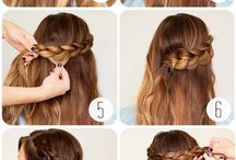 Hairstyle / hair_beauty