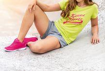 Kappa Clothing Female