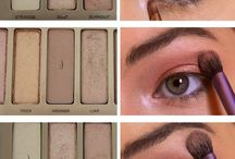 Make up ideas from Naked 3 urban decay / Urban decay Naked 3 make up ideas / by Vicky Hardy