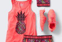 Kids workout clothes