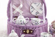 Tea Sets Miniature