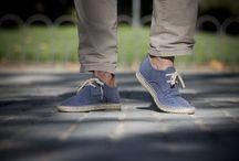 ABARCA & LOREAK MENDIAN / Abarca Shoes y Loreak Mendian en una sesión fotográfica tomada en Madrid (España).