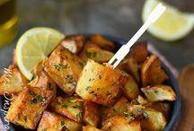 Patates libanaises