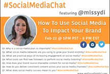 How To Use Social Media Marketing / How to impact your brand using social media marketing.