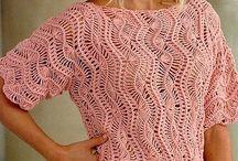 Pitsihaarukka virkkaus/Hairpin Lace Crochet