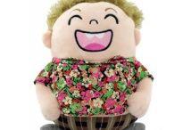 Gordo Plush Dolls / Gordo Plush Dolls~Order yours today!