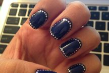 Nail art ideas  / by Kelsey A