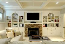 Basement Remodel / by Amy Reeves