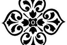 Ornaments, Prints & Patterns