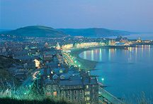 Home from Home / This is Aberystwyth, my home town while I study, this little town is beautiful.