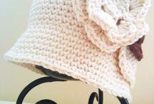 pălării crosetate