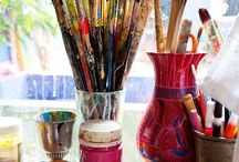 Artists at Play / by Jacqueline Griffin