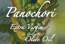 Panochori, Extra Virgin Olive oil