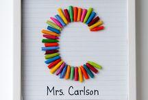 School Ideas / by Joycarol Gamache