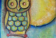 Owls / by Dusti Moran