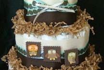 Diaper cakes / by C