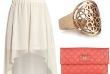 Summer time look / Summer is coming : lets find the perfect outfit ;)