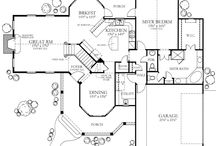 house plans / by Theresa Sise