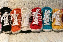 Tossuja  sukkia