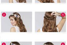 Frisuren mit haarband