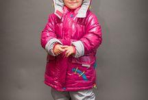 Зимние костюмы для детей