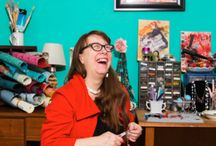 My Librarian Laural / Witches, romance, comics and crafting - all of Laural's faves. / by Multnomah County Library