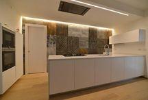 Krea patchwork / Rivestimenti in #gresporcellato per #pavimenti, pareti e #interiordesign Krea Collection