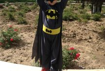 Batmen costüm