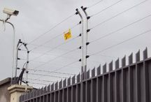 best security fencing products / smart solar security fencing system allows you to control and supervise the perimeter from one place with the central monitoring system software for industries and business in India.