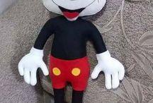 Mickey  almofada