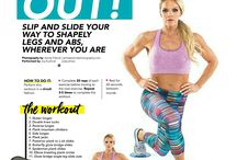 Work Outs Fitness Mag