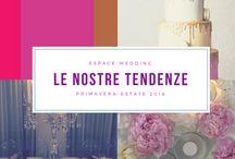 Tendenze 2018 wedding