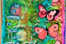 mixed media / by DEE BROOK