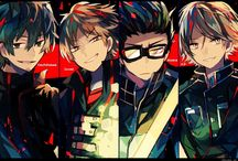 World trigger / I just love world trigger, it's one of my favorites and deserves more fans!!!!