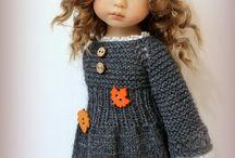 oblečky na panenku