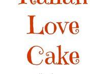 CAKE- Italian love cakes & Cakes