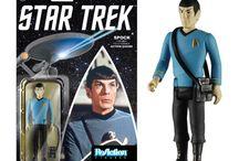 Star Trek Spock Toys